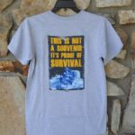 Survival - Heather Gray Back