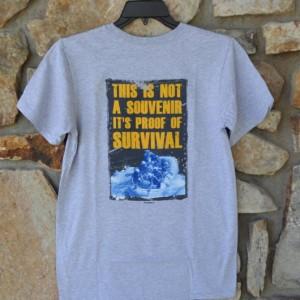 Survival - Heather Gray Back