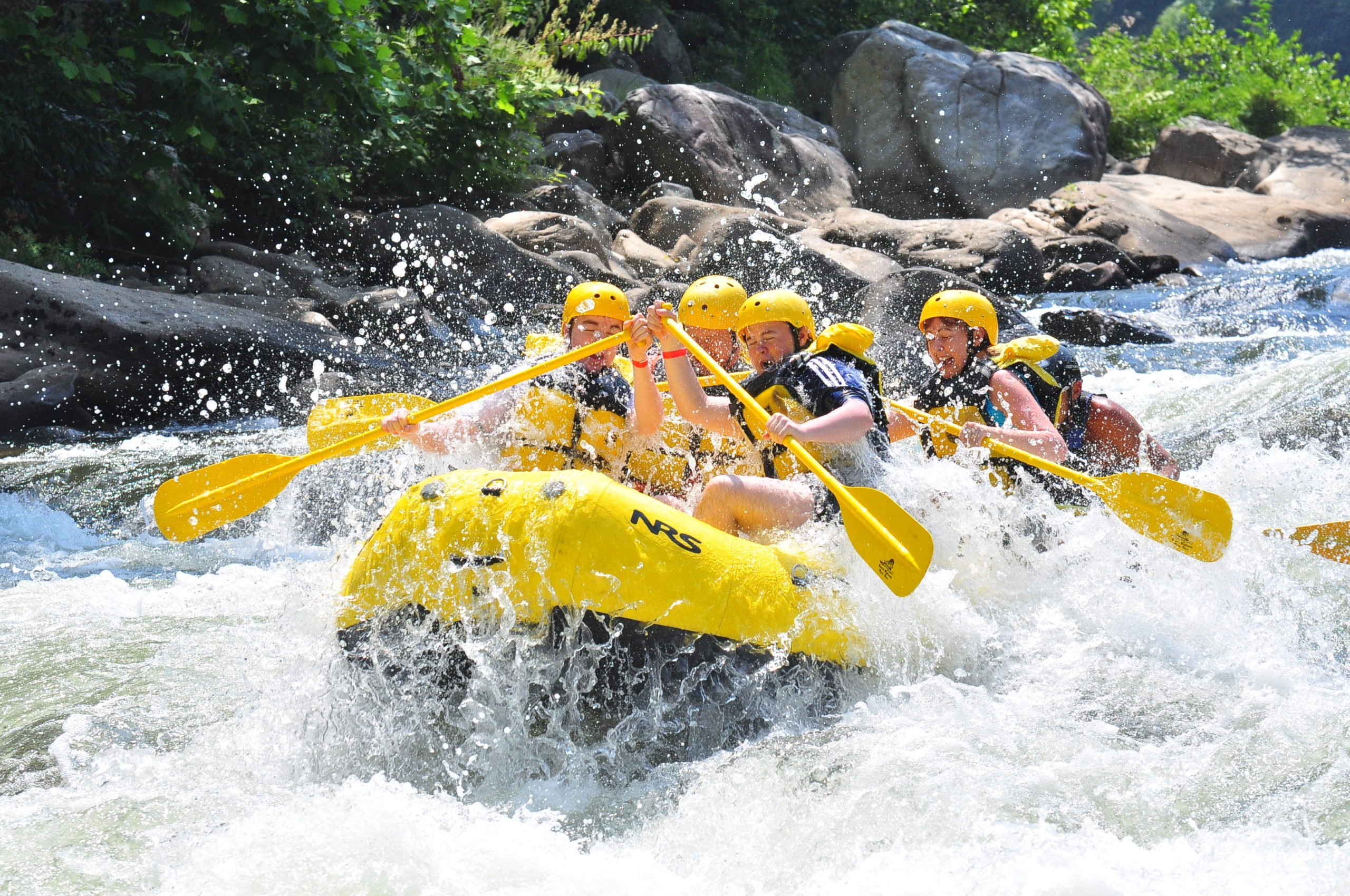 An Insider's Look at Choosing the BEST River for White Water Rafting!