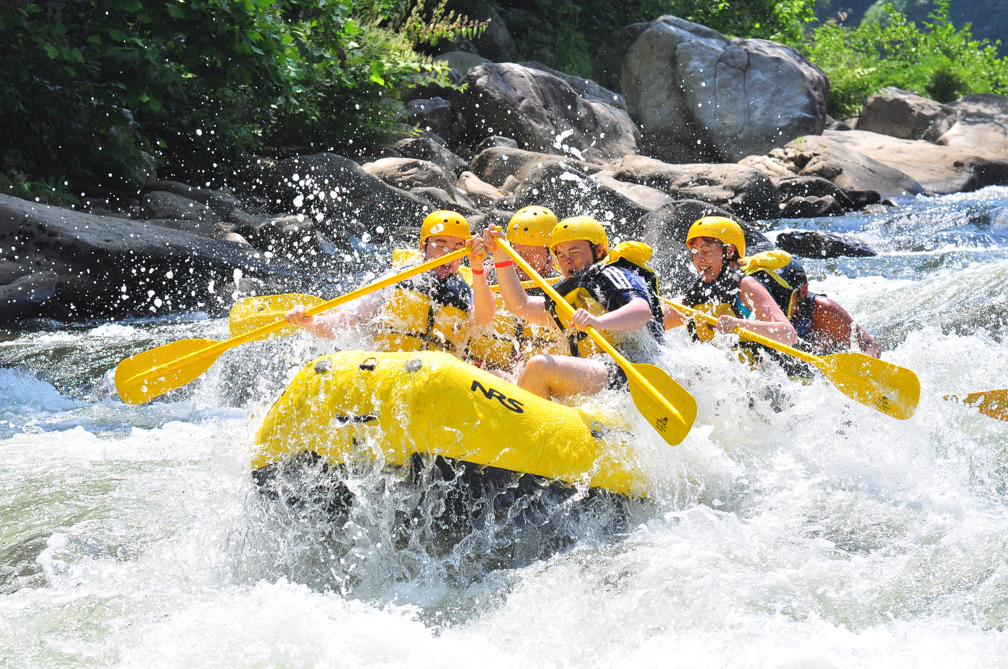 An Insider's Look at Choosing the BEST River for White Water Rafting! -  Laurel Highlands River Tours and Outdoor Center