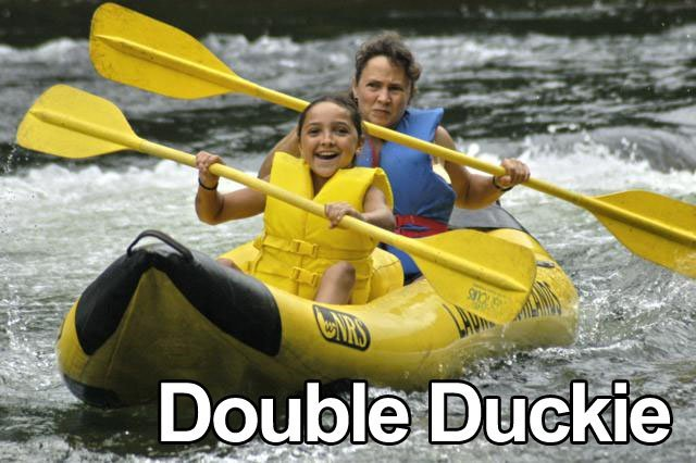 Sample Double Duckie