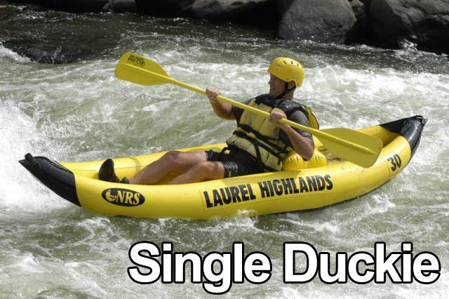 Sample Single Duckie