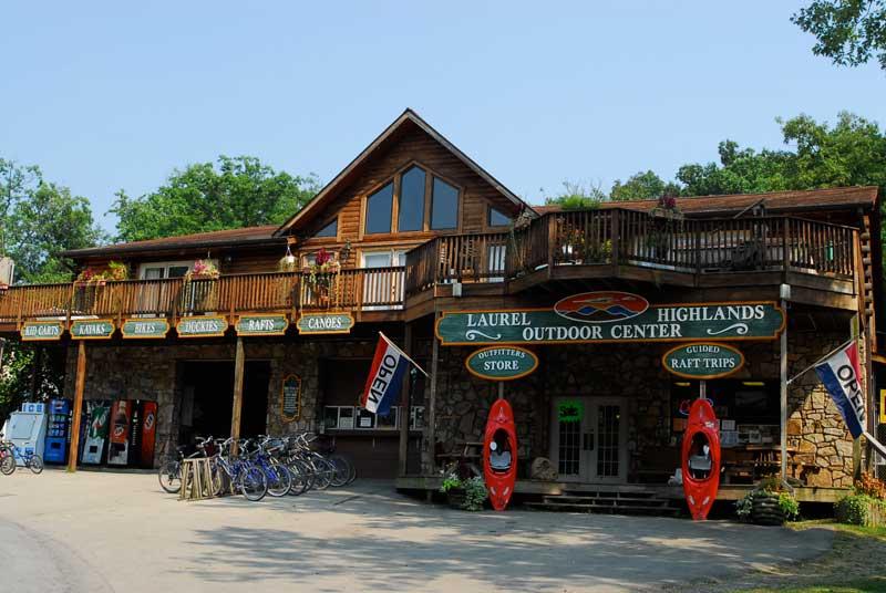Laurel Highlands Outdoor Center