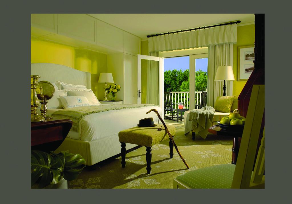 Omni Bedford Springs Resort Bedroom