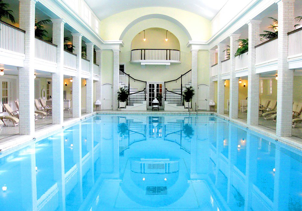 Omni Bedford Springs Resort Pool