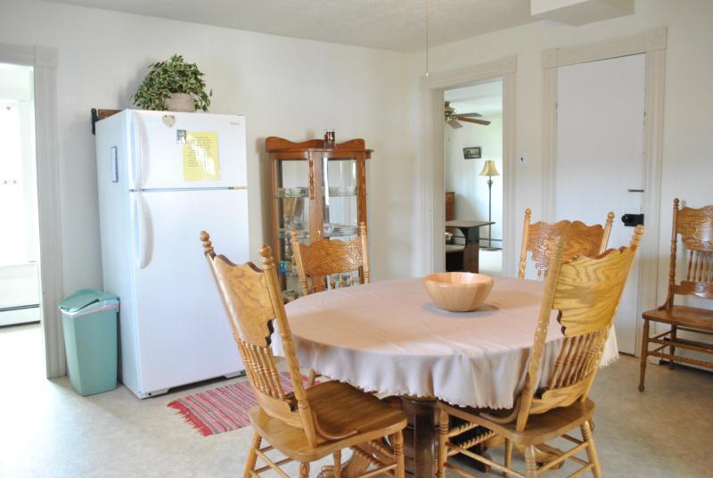 MacKenzie Guest House Kitchen