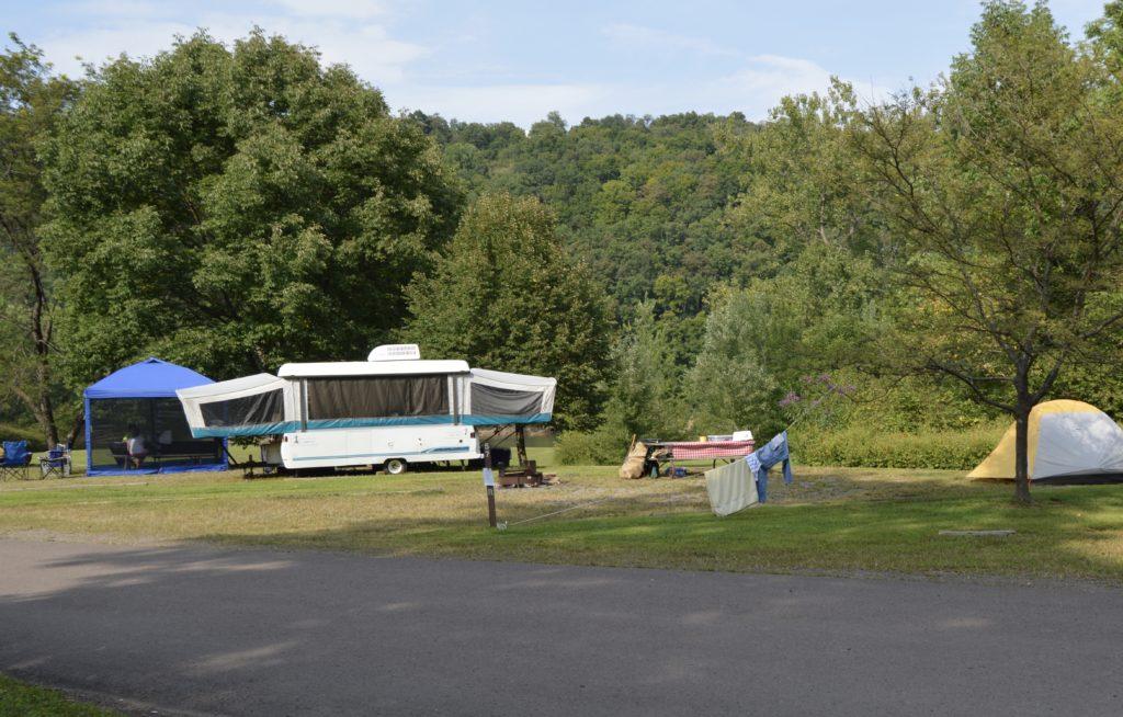 Lakeside Loop Campsite