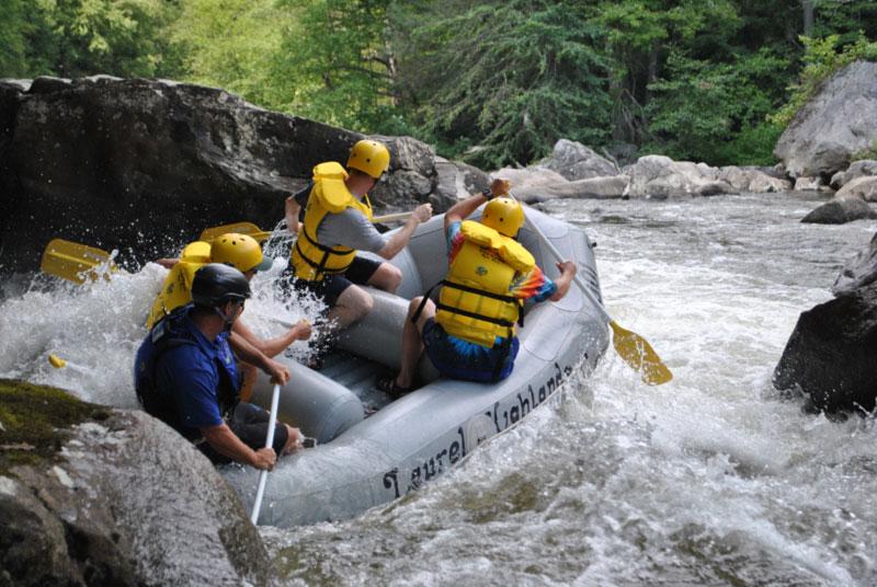 Upper Yough Rafting Laurel Highlands River Tours